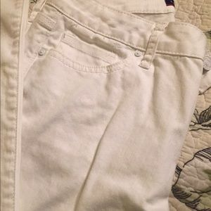 Tommy Hilfiger white jeans